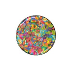 Colorful Autumn Golf Ball Marker (for Hat Clip) by KirstenStar