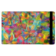 Colorful Autumn Apple Ipad 3/4 Flip Case by KirstenStar