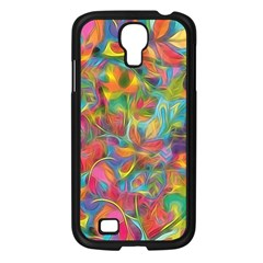 Colorful Autumn Samsung Galaxy S4 I9500/ I9505 Case (black) by KirstenStar