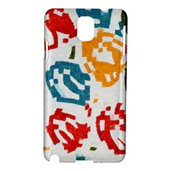 Colorful Paint Stokes Samsung Galaxy Note 3 N9005 Hardshell Case by LalyLauraFLM