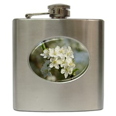 Spring Flowers Hip Flask by anstey