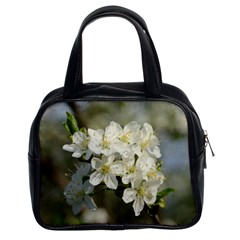 Spring Flowers Classic Handbag (two Sides) by anstey