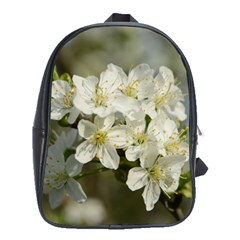 Spring Flowers School Bag (large) by anstey