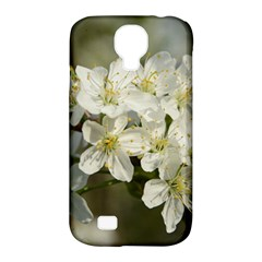 Spring Flowers Samsung Galaxy S4 Classic Hardshell Case (pc+silicone) by anstey