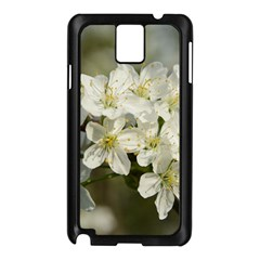 Spring Flowers Samsung Galaxy Note 3 N9005 Case (black) by anstey