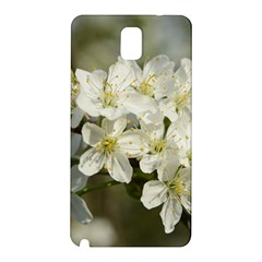 Spring Flowers Samsung Galaxy Note 3 N9005 Hardshell Back Case by anstey
