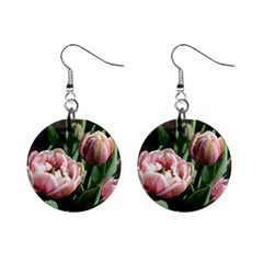 Tulips Mini Button Earrings by anstey