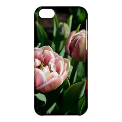 Tulips Apple Iphone 5c Hardshell Case by anstey
