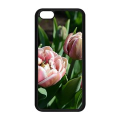 Tulips Apple Iphone 5c Seamless Case (black) by anstey