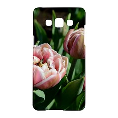 Tulips Samsung Galaxy A5 Hardshell Case  by anstey