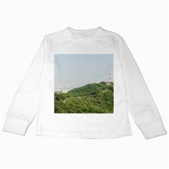 Seoul Kids Long Sleeve T-shirt by anstey