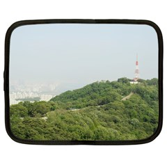 Seoul Netbook Sleeve (xxl) by anstey