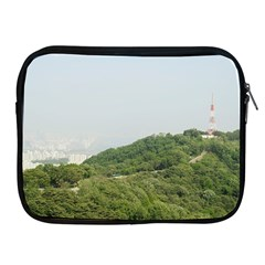 Seoul Apple Ipad Zippered Sleeve by anstey