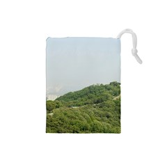 Seoul Drawstring Pouch (small) by anstey