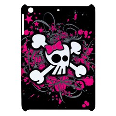 Girly Skull And Crossbones Apple Ipad Mini Hardshell Case
