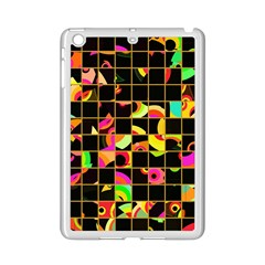 Pieces In Squares Apple Ipad Mini 2 Case (white)