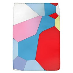 Colorful Pastel Shapes Removable Flap Cover (l) by LalyLauraFLM