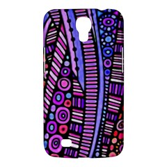 Stained Glass Tribal Pattern Samsung Galaxy Mega 6 3  I9200 Hardshell Case by KirstenStar
