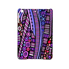 Stained Glass Tribal Pattern Apple Ipad Mini 2 Hardshell Case by KirstenStar