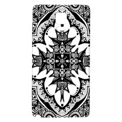 Doodle Cross  Samsung Note 4 Hardshell Back Case by KirstenStar