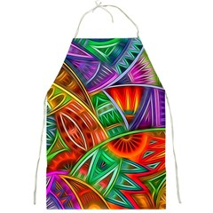 Happy Tribe Apron by KirstenStar