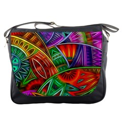 Happy Tribe Messenger Bag by KirstenStar