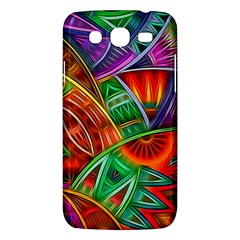 Happy Tribe Samsung Galaxy Mega 5 8 I9152 Hardshell Case  by KirstenStar