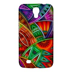 Happy Tribe Samsung Galaxy Mega 6 3  I9200 Hardshell Case by KirstenStar