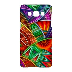 Happy Tribe Samsung Galaxy A5 Hardshell Case  by KirstenStar