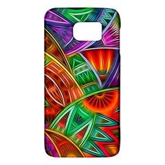 Happy Tribe Samsung Galaxy S6 Hardshell Case  by KirstenStar
