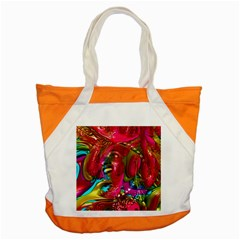 Music Festival Accent Tote Bag by icarusismartdesigns