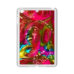 Music Festival Apple Ipad Mini 2 Case (white) by icarusismartdesigns