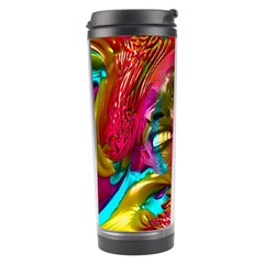 Music Festival Travel Tumbler by icarusismartdesigns