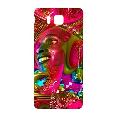 Music Festival Samsung Galaxy Alpha Hardshell Back Case by icarusismartdesigns