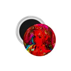Mardi Gras 1 75  Button Magnet by icarusismartdesigns