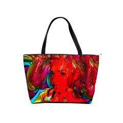 Mardi Gras Large Shoulder Bag by icarusismartdesigns