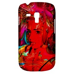 Mardi Gras Samsung Galaxy S3 Mini I8190 Hardshell Case by icarusismartdesigns