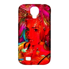 Mardi Gras Samsung Galaxy S4 Classic Hardshell Case (pc+silicone) by icarusismartdesigns