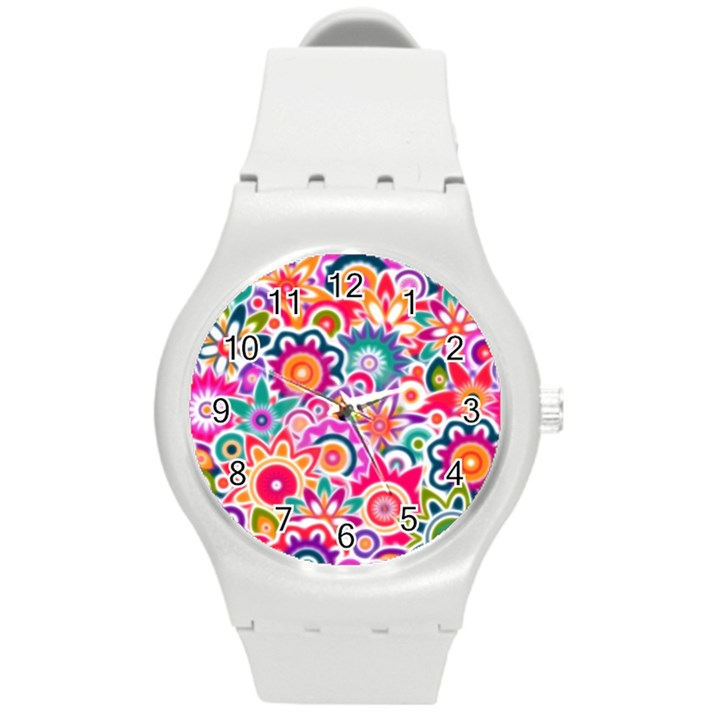 Eden s Garden Plastic Sport Watch (Medium)