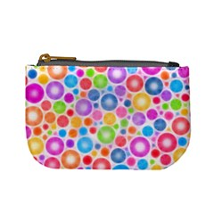 Candy Color s Circles Coin Change Purse