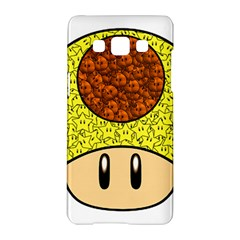 Really Mega Mushroom Samsung Galaxy A5 Hardshell Case  by kramcox