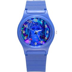 Organic Connection Plastic Sport Watch (small) by icarusismartdesigns