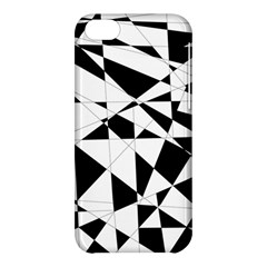 Shattered Life In Black & White Apple Iphone 5c Hardshell Case by StuffOrSomething