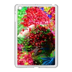 Summer Time Apple Ipad Mini Case (white) by icarusismartdesigns