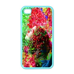 Summer Time Apple Iphone 4 Case (color) by icarusismartdesigns