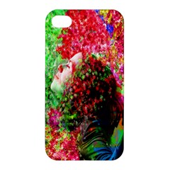 Summer Time Apple Iphone 4/4s Premium Hardshell Case by icarusismartdesigns