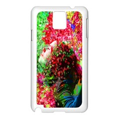 Summer Time Samsung Galaxy Note 3 N9005 Case (white) by icarusismartdesigns