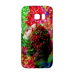 Summer Time Samsung Galaxy S6 Edge Hardshell Case by icarusismartdesigns