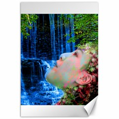 Fountain Of Youth Canvas 20  X 30  (unframed) by icarusismartdesigns