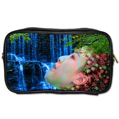 Fountain Of Youth Travel Toiletry Bag (two Sides) by icarusismartdesigns